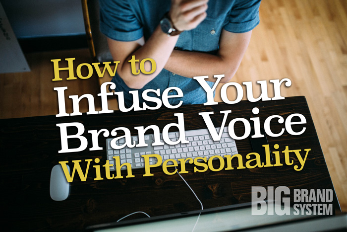 Add Personality to Your Brand Voice