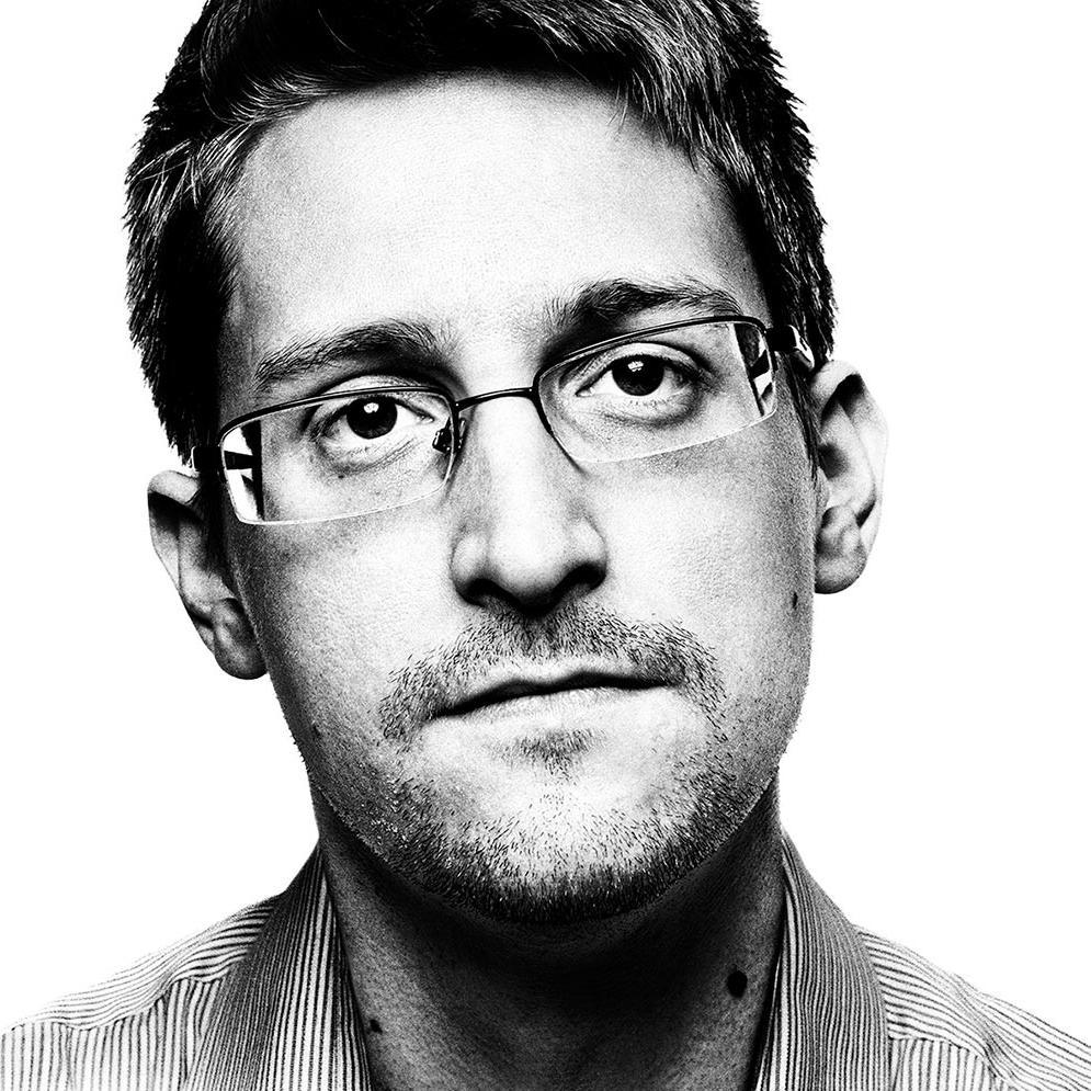 Logo for Snowden Our Hero
