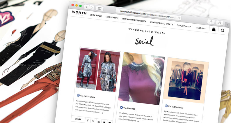 Style Meets Social—TwineSocial Brings a High-End Social Experience to High-End Fashion