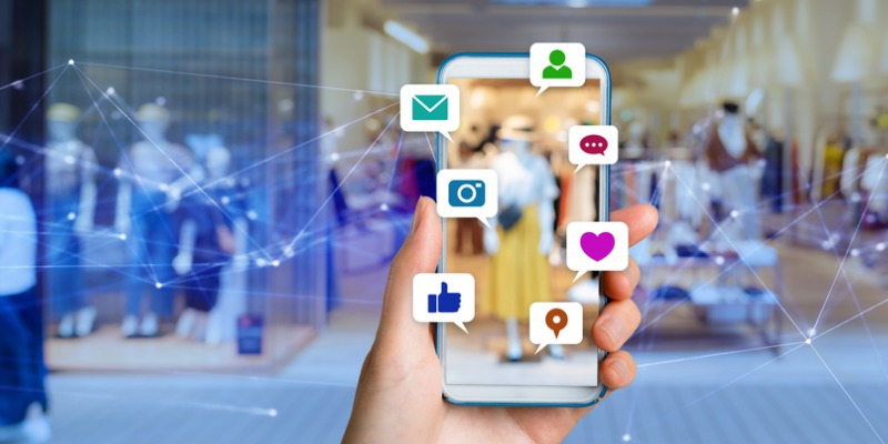 How Social Media Can Influence In-Store Shopping